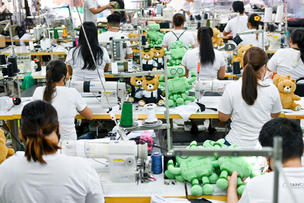 Plush-A-Toy Manufacturing